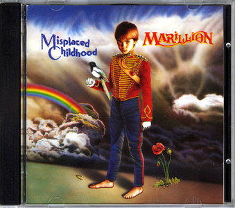 Marillion - Misplaced Childhood (1985) [Non-Remastered, UK Press] Re-Up