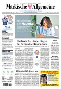 Neue Oranienburger Zeitung - 12. September 2019
