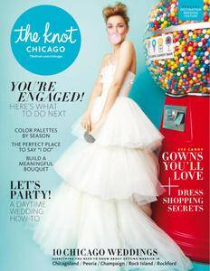 The Knot Chicago Weddings Magazine - July 2018