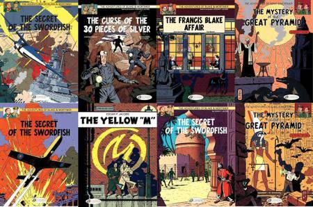 Blake & Mortimer Complete Collection (2007-2013)