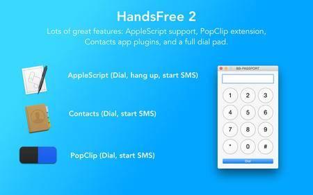 HandsFree 2.6.0