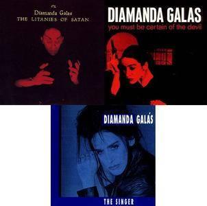 Diamanda Galás - 3 Albums (1982-1992)
