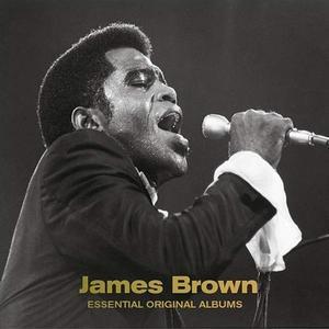 James Brown - Essential Original Albums (2018)