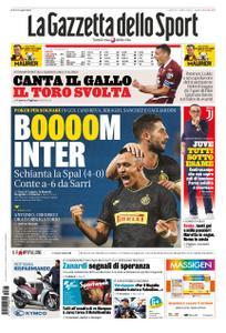 La Gazzetta dello Sport Roma – 17 luglio 2020