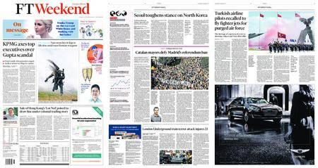 Financial Times Europe – September 16, 2017