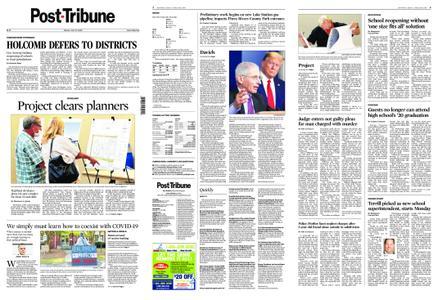 Post-Tribune – July 17, 2020
