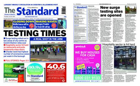 The Standard Chester & District – June 24, 2021