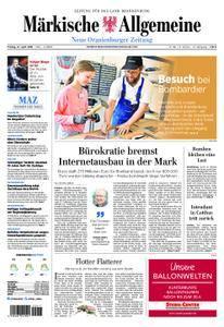 Neue Oranienburger Zeitung - 27. April 2018