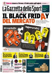 La Gazzetta dello Sport Sicilia – 23 novembre 2018