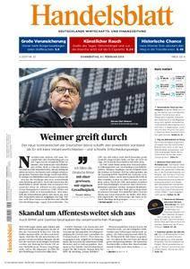 Handelsblatt - 01. Februar 2018