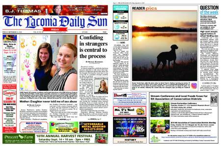 The Laconia Daily Sun – September 13, 2019