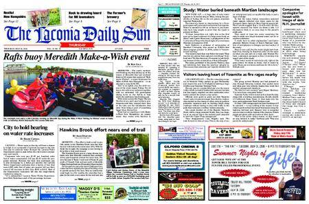 The Laconia Daily Sun – July 26, 2018