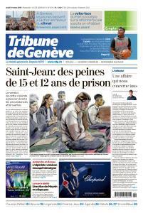 Tribune de Genève du Jeudi 14 Mars 2019
