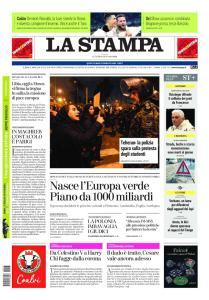 La Stampa Imperia e Sanremo - 13 Gennaio 2020