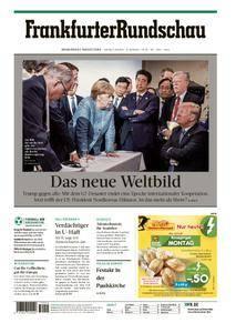 Frankfurter Rundschau Main-Taunus - 11. Juni 2018