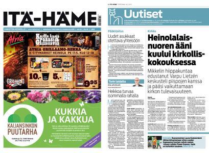 Itä-Häme – 16.05.2019