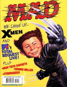 MAD Magazine 399 (2000