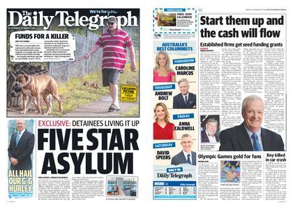 The Daily Telegraph (Sydney) – December 17, 2018