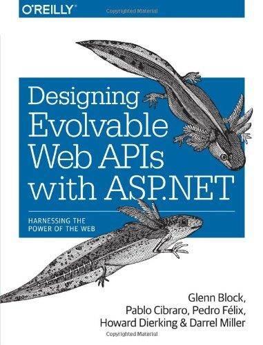 Designing Evolvable Web APIs with ASP.NET (Repost)