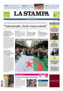 La Stampa Torino Provincia e Canavese - 24 Dicembre 2019