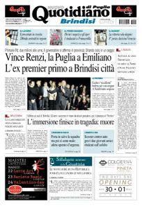 Quotidiano di Puglia - 1 Maggio 2017