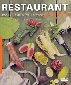 Restaurant Inc. - Spring 2019