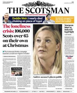 The Scotsman - 3 December 2019