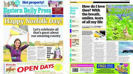 Eastern Daily Press – July 27, 2018