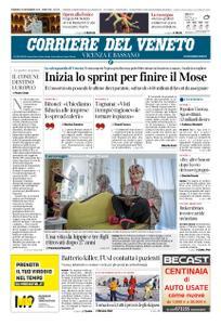Corriere del Veneto Vicenza e Bassano – 25 novembre 2018