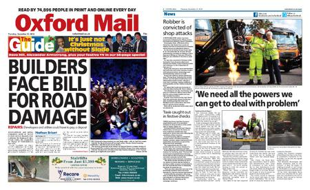 Oxford Mail – December 13, 2018