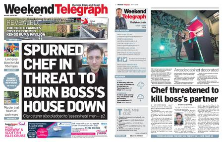 Evening Telegraph First Edition – April 06, 2019