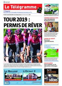 Le Télégramme Brest – 06 juillet 2019