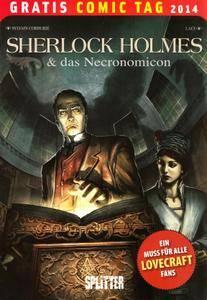 GCT1 2014 24--Sherlock Holmes  das Necronomicon-Splitter cbr