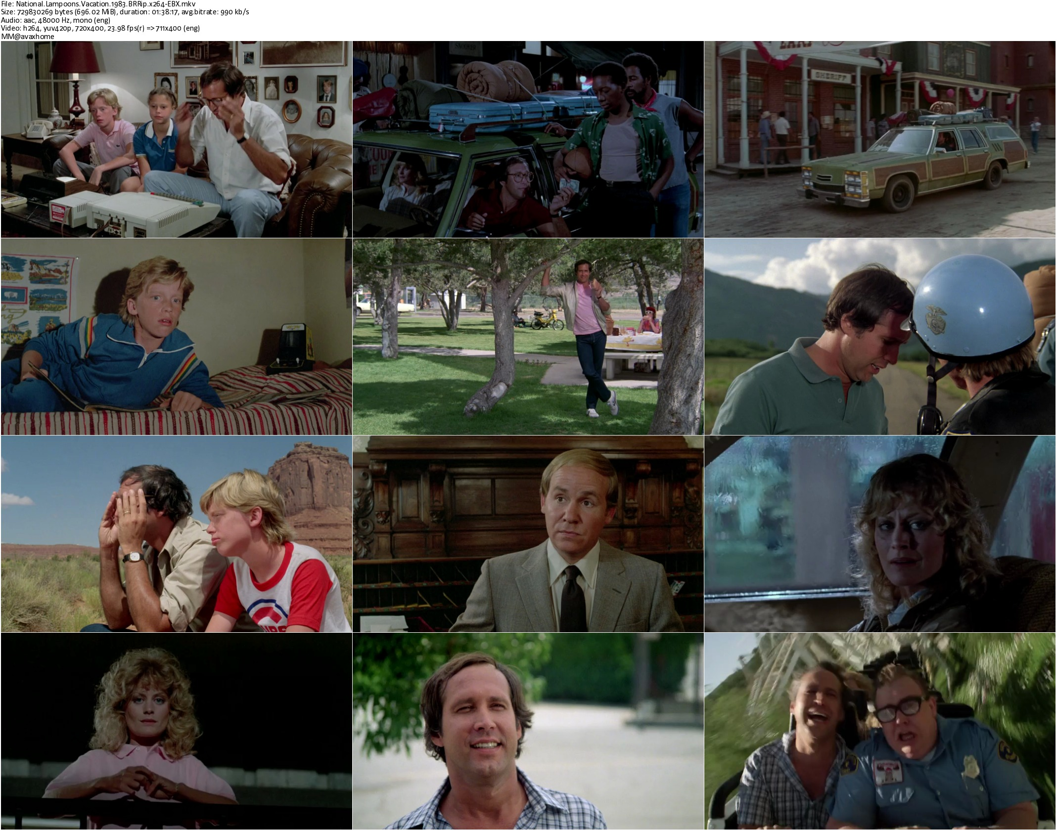 National Lampoon's Vacation (1983) / AvaxHome