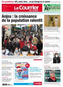 Le Courrier de l'Ouest Angers – 30 décembre 2020