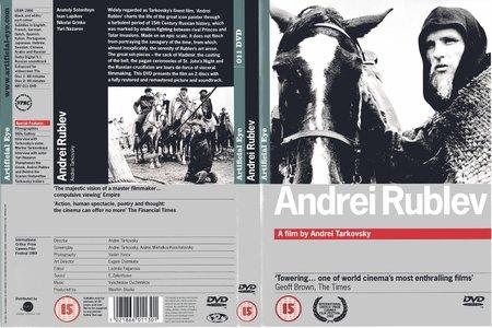 Andrei Rublev / Andrey Rublyov / Андрей Рублев (1966)