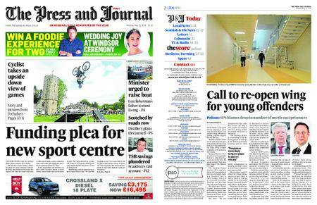 The Press and Journal Moray – May 21, 2018