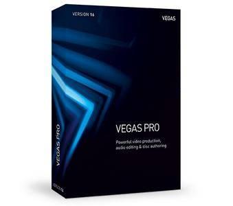 MAGIX VEGAS Pro 16.0.0.424 Portable