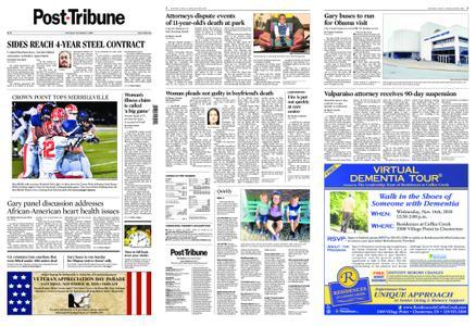 Post-Tribune – November 03, 2018
