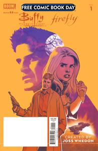 Buffy-Firefly Welcome to the Whedonverse FCBD 2019 2048px db
