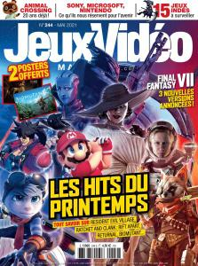 Jeux Vidéo Magazine - Mai 2021