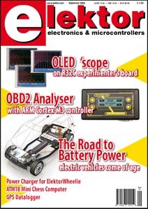 Elektor Electronics Magazine September 2009