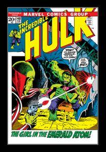 For PostalPops -  Incredible Hulk 148 1972 Digital TheArchivist-Empire cbr