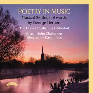 David Halls, John Challenger, The Choir of Salisbury Cathedral - Poetry in Music (2019) [Official Digital Download]