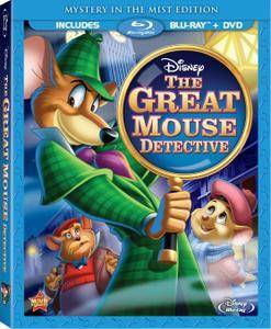 The Great Mouse Detective (1986) + Bonus