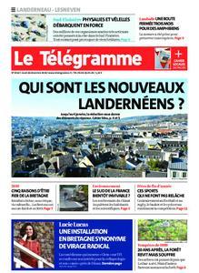 Le Télégramme Landerneau - Lesneven – 26 décembre 2019