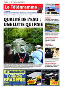 Le Télégramme Ouest Cornouaille – 26 octobre 2019