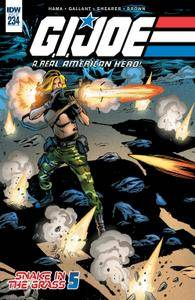 G I  Joe - A Real American Hero 234 2016 digital Minutemen-Midas