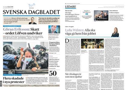 Svenska Dagbladet – 13 juni 2019