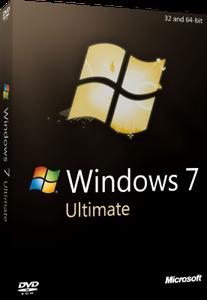 Microsoft Windows 7 Ultimate SP1 May 2019
